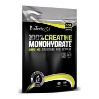 100% Creatine Monohydrate (500г пакет)