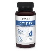 L-Arginine 500 mg (100капс)