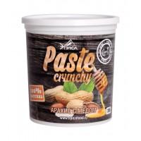 Paste Crunchy Арахисовая паста c медом (280г)