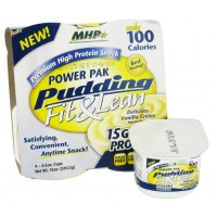 Power Pak Pudding Fit lean (4шт-128г)