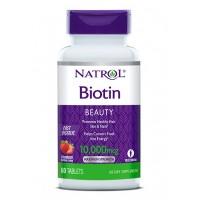 Biotin 10000 mcg Fast Dissolve (60таб)