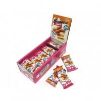 Протеиновые конфеты Bombbar финик, арахис, кунжут (18г)