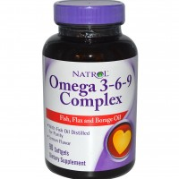 Omega 3-6-9 Complex (90капс)