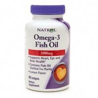 Omega 3 Fish Oil 1000 мг (90капс)